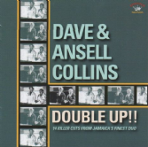 Dave & Ansell Collins - Double Up!! 18 Killer Cuts From Jamaica's Finest Duo (Kingston Sounds) CD